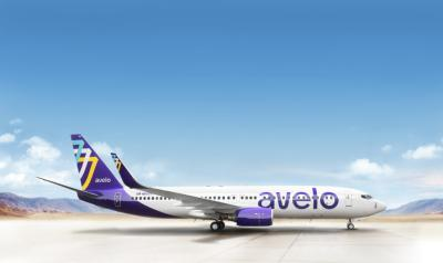 Avelo Airlines Livery