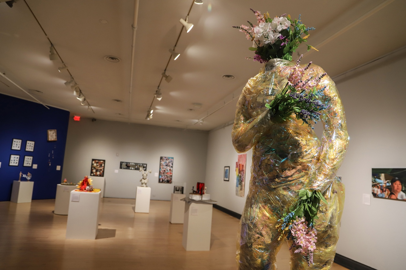 """The """"Visions '21"""" exhibition at Scottsdale Center for the Performing Arts."""